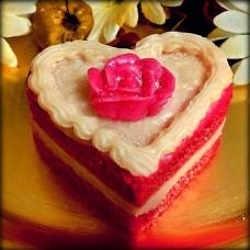Heart Cake Melt