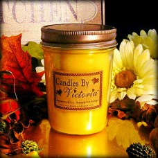 8 oz. Jelly Jar Candle