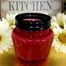 Homemade Jar Candle