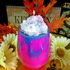 Magical Unicorn Candle