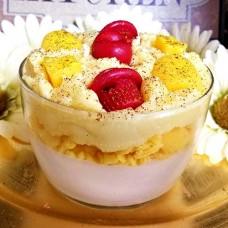 Comfort - Pineapple Cherry Cupcake