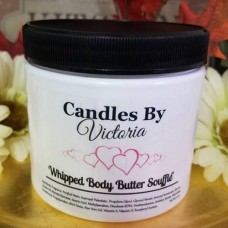 Whipped Body Butter Souffle'